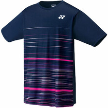 Yonex 16368 Men's Shirt Navy Blue