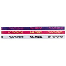 Salming Hairband 1cm Whi/Pur/Pnk
