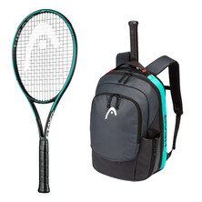 Head Gravity Lite & Backpack Bundle