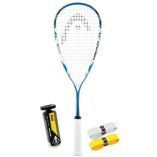 Head Microgel 125 + Balls + Grips - Bundle