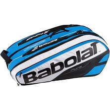Babolat Pure Racket Holder X12 Racketbag Blue White