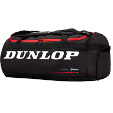 Dunlop CX Series Performance Holdall Black Red