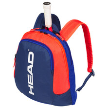 Head Kids Backpack Blue Orange