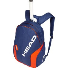 Head Rebel Backpack Blue Orange 2019