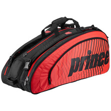 Prince Tour Challenger 9 Racket Bag Red Black