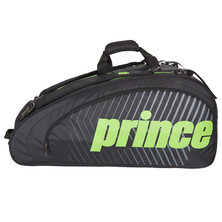 Prince Tour Challenger 9 Racket Bag Black Green