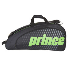 Prince Tour Future 6 Racket Bag Black Green