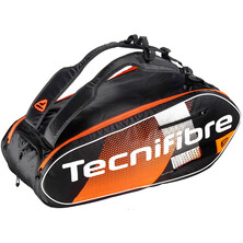 Tecnifibre Air Endurance 9R Racket Bag Black Orange
