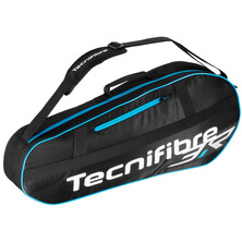 Tecnifibre Team Lite 3 Racketbag Black Blue