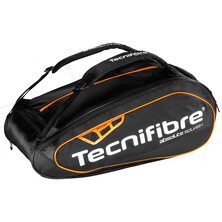 Tecnifibre Absolute Squash 12 Racket Bag Orange