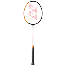 Yonex Astrox Smash Badminton Racket Black Orange