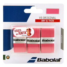 Babolat VS Grip Original 3 Pack- Pink