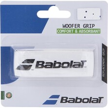 Babolat Woofer Replacement Grip White Black