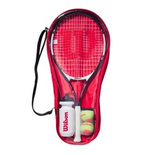 Wilson Roger Federer Starter Kit Set 25 Junior Tennis Racket 2020