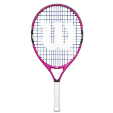 Wilson Burn Pink 21 Junior Tennis Racket