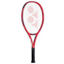 Yonex VCore 25 Junior Tennis Racket Flame Red