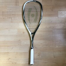 Harrow Blade Squash Racket Forest White OUTLET