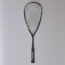 Head Microgel 110 Stealth Squash Racket