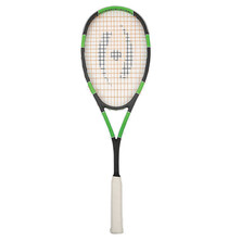 Harrow Custom Spark Squash Racket Black Lime