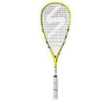 Salming Aero Forza Pro Squash Racket Black Yellow