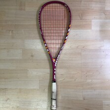 Salming Aero Forza Squash Racket Pink OUTLET