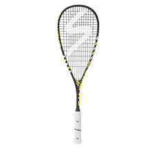 Salming Aero Forza Squash Racket Black Yellow