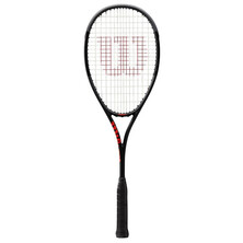 Wilson Pro Staff CV Squash Racket Black Red