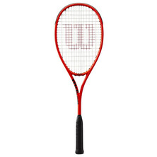 Wilson Pro Staff UL Squash Racket Red Black
