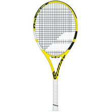 Babolat Boost Aero Tennis Racket Yellow Black