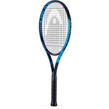Head Challenge MP Tennis Racket - Black/Blue