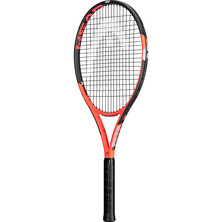 Head Challenge MP Tennis Racket - Orange