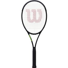 Wilson Blade 98 16x19 CV Tennis Racket - Black Frame Only