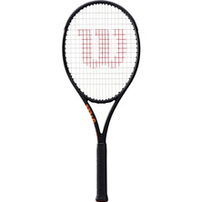 Wilson Burn 100S CV Tennis Racket - Black Frame Only