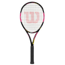 Wilson Burn 100LS Lite Tennis Racket Pink