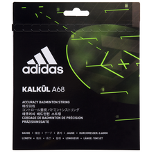 Adidas Kalkul A68 Badminton String Set Green