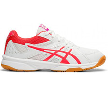 Asics Gel Upcourt 3 GS Junior Indoor Shoe White Pink