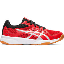 Asics Gel Upcourt 3 GS Junior Indoor Shoes Classic Red
