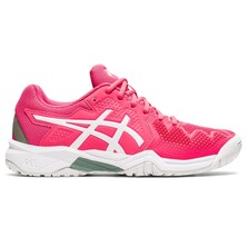 Asics Kids Gel Resolution 8 GS Tennis Shoes Pink Cameo White 2021