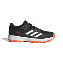 Adidas Court Stabil Junior Shoes - Black White