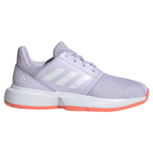 Adidas CourtJam XJ Junior Tennis Shoes Purple