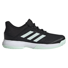 Adidas Adizero Club Junior Tennis Shoes Black