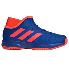 Adidas Phenom Junior Tennis Shoes Collegiate Royal Solar Red