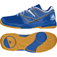 Adidas Adipower Stabil Junior Shoes Blue