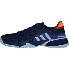 Adidas Barricade XJ Junior Tennis Shoes Mystery Blue