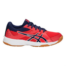 Asics Gel Upcourt 3 GS Junior Indoor Shoe Red