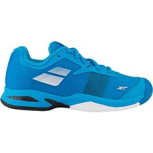 Babolat Jet All Court Junior Tennis Shoe Diva Blue White