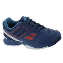 Babolat Boys Pulsion 4 BPM Junior Tennis Shoes