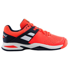 Babolat Propulse All Court Junior Tennis Shoes Fluo Red