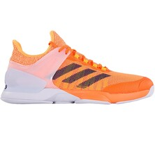 Adidas Ubersonic 2 Men's Tennis Shoes Orange Black