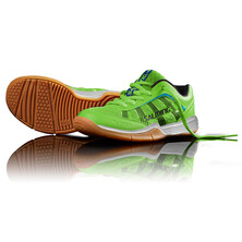 Salming Viper Kid Junior Indoor Court Shoes Gecko Green